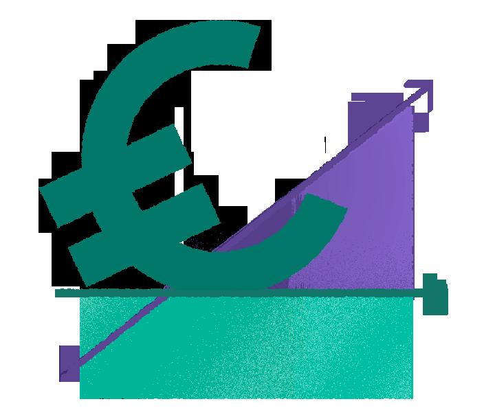 USP kosten grafiek variant