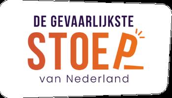 De gevaarlijkste stoep van Nederland logo